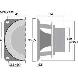 SPX-21M