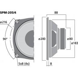 SPM-205/4