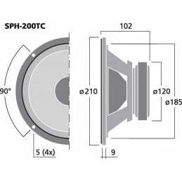 SPH-200TC