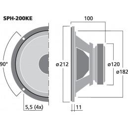 SPH-200KE