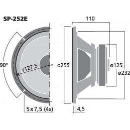 SP-252E