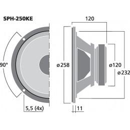 SPH-250KE