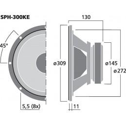 SPH-300KE