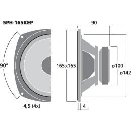 SPH-165KEP
