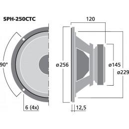 SPH-250CTC