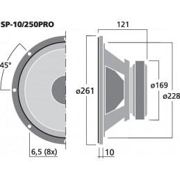 SP-10/250PRO