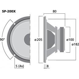 SP-200X