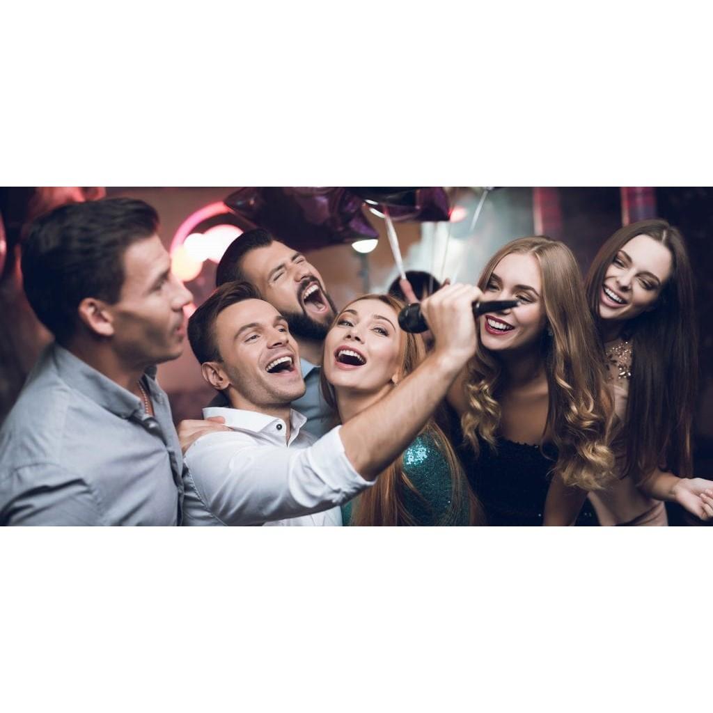 Karaoke-system med hög prestanda | Eluxson.se