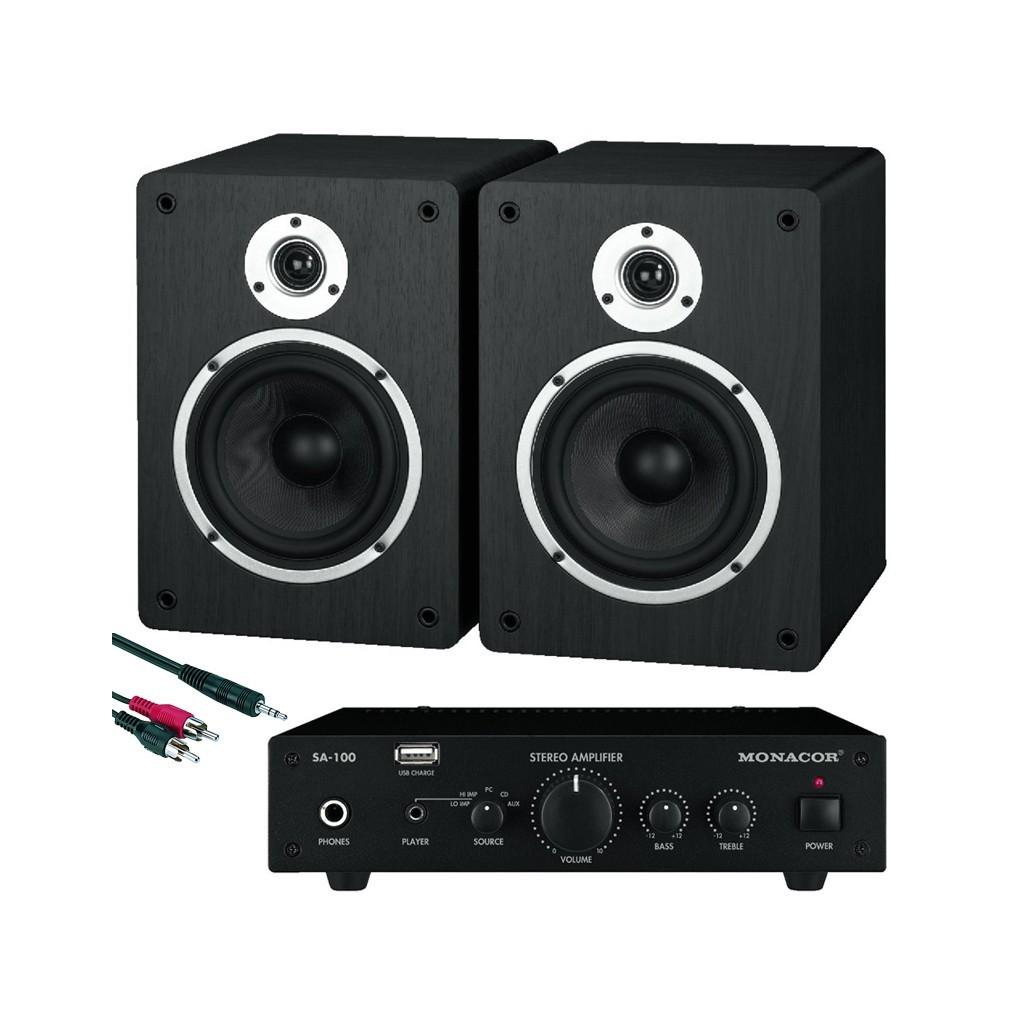 HiFi-paket med hög ljud- och byggkvalitet | Eluxson.se