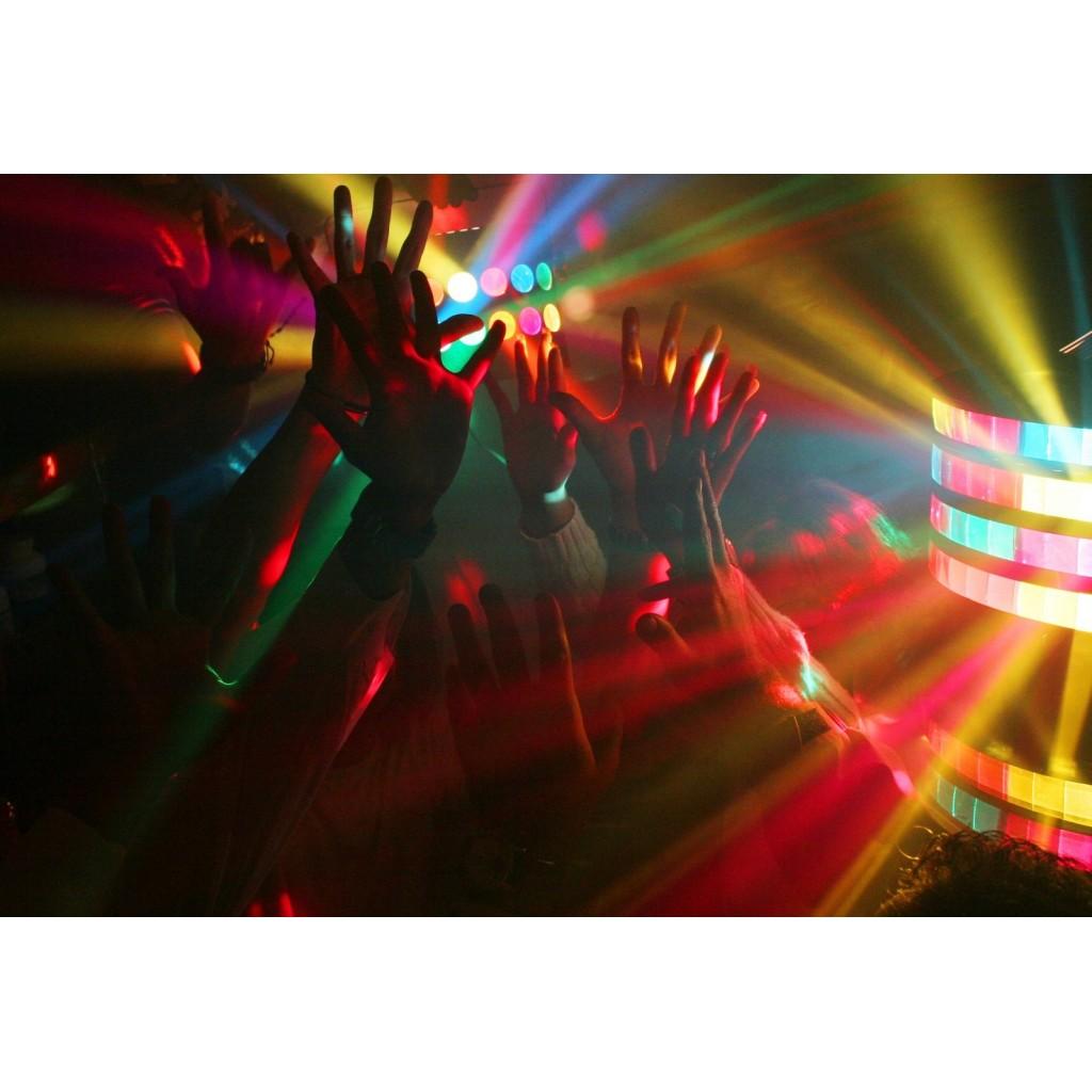 Ljudanläggningar för Live / Disco | Eluxson.se