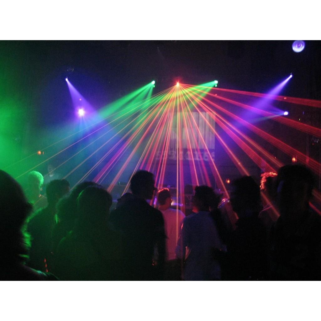 Musikstyrda ljuseffekter i hög kvalitet | Eluxson.se